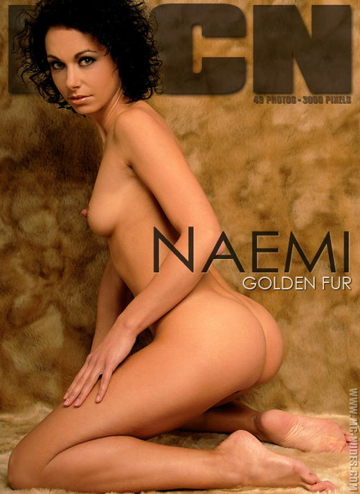 Naemi - `Golden Fur` - for MC-NUDES