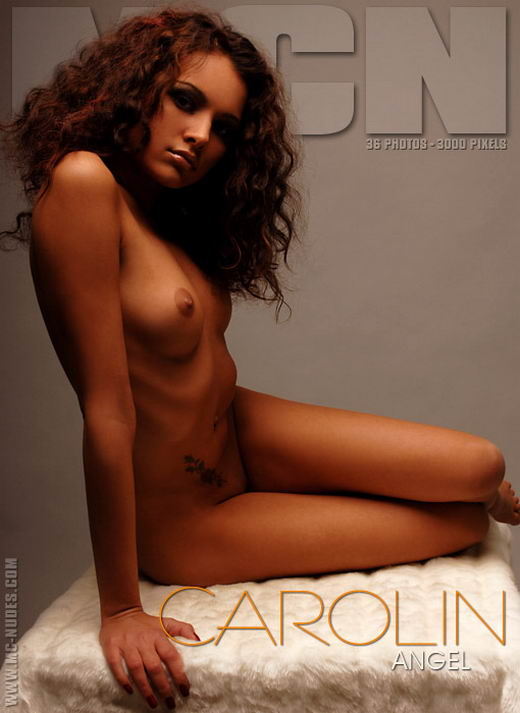 Carolin - `Angel` - for MC-NUDES