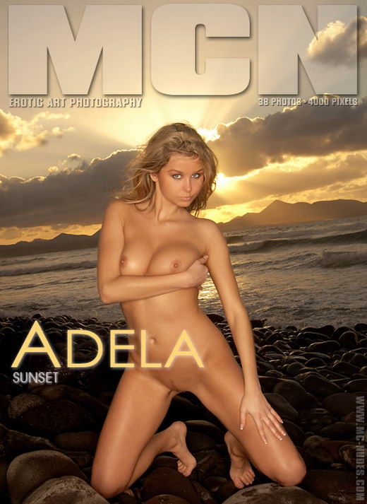 Adela - `Sunset` - for MC-NUDES