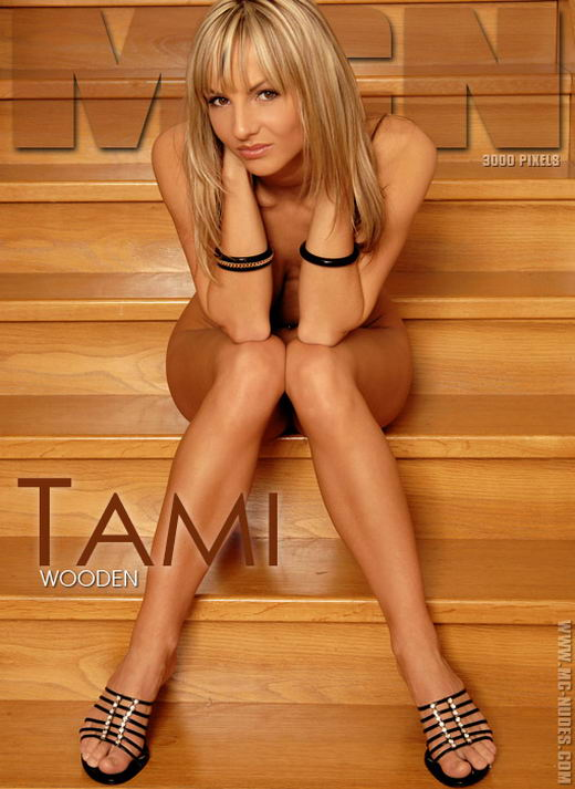 Tami - `Wooden` - for MC-NUDES