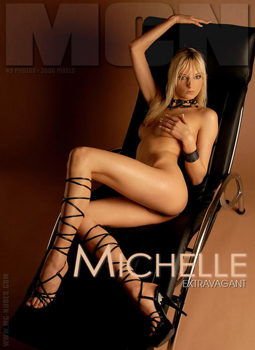 Michelle - `Extravagant` - for MC-NUDES
