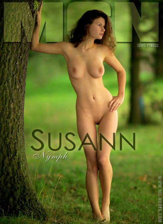 Susann - `Nymph` - for MC-NUDES