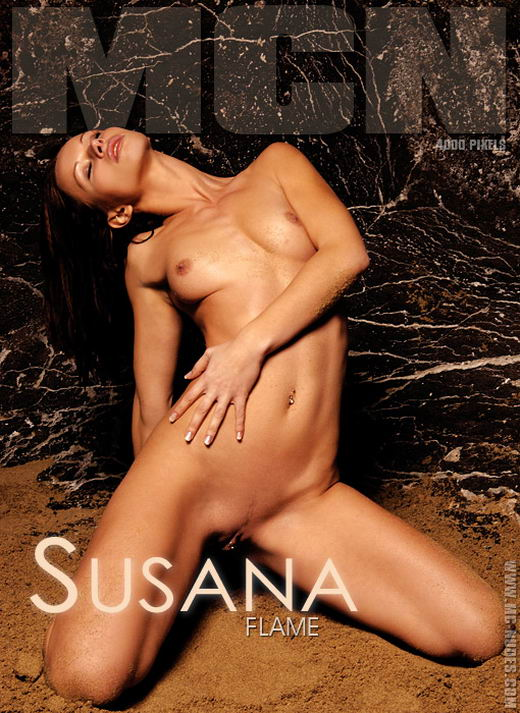 Susana - `Flame` - for MC-NUDES