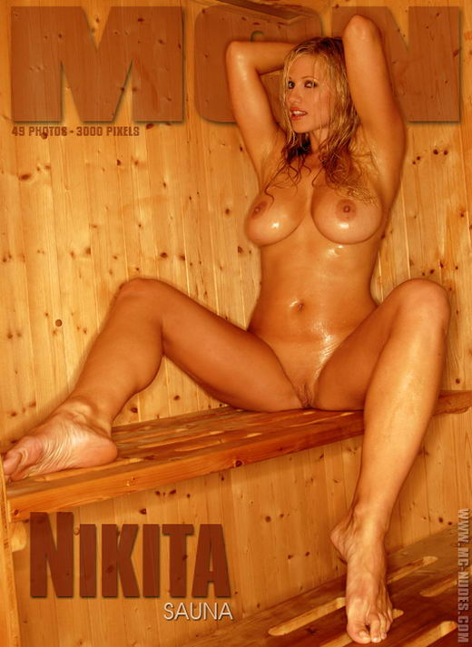 Nikita - `Sauna` - for MC-NUDES