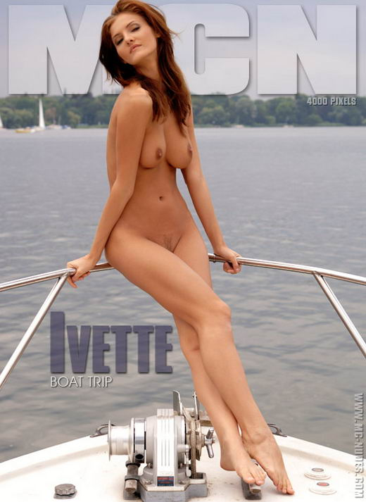 Ivette - `Boat trip` - for MC-NUDES