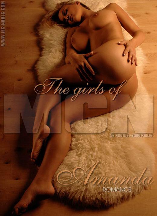 Amanda - `Romance` - for MC-NUDES