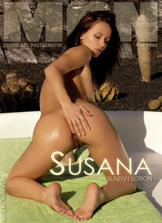 Susana - `Suntan Lotion` - for MC-NUDES