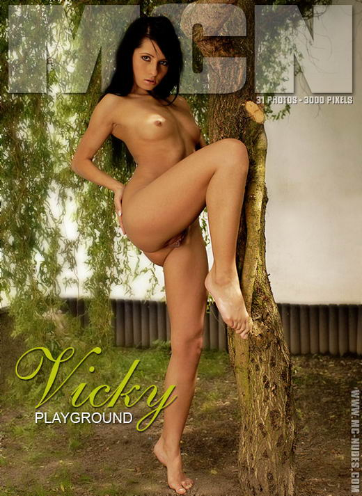 Vicky - `Playground` - for MC-NUDES