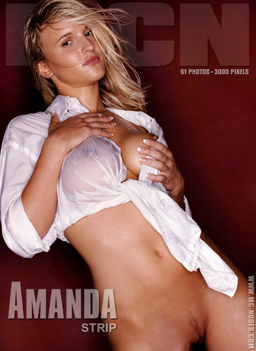 Amanda - `Strip` - for MC-NUDES