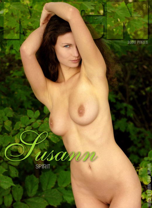 Susann - `Spirit` - for MC-NUDES