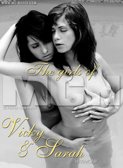 Vicky & Sarah - `Harmony` - for MC-NUDES
