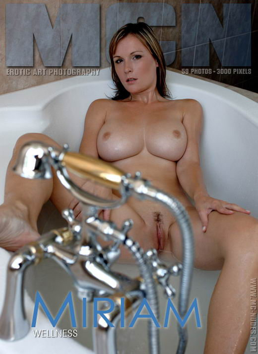Miriam - `Wellness` - for MC-NUDES