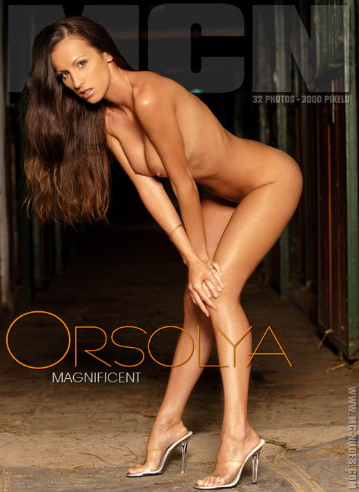 Orsolya - `Magnificent` - for MC-NUDES