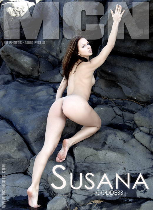 Susana - `Goddess` - for MC-NUDES