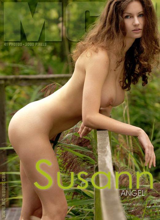 Susann - `Angel` - for MC-NUDES