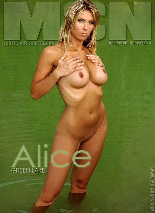 Alice - `Green lake` - for MC-NUDES