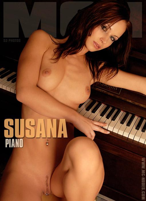 Susana - `Piano` - for MC-NUDES