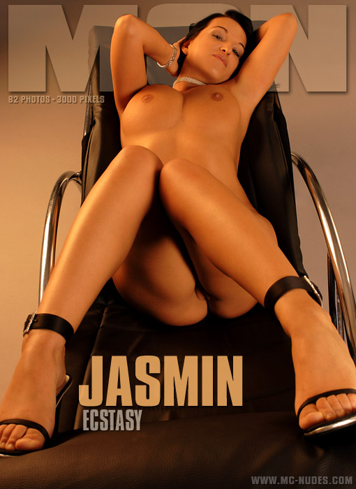 Jasmin - `Ecstasy` - for MC-NUDES