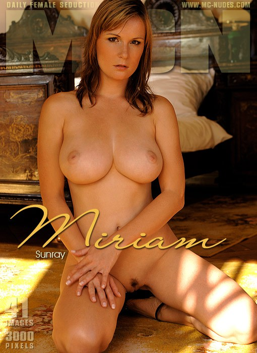 Miriam - `Sunray` - for MC-NUDES
