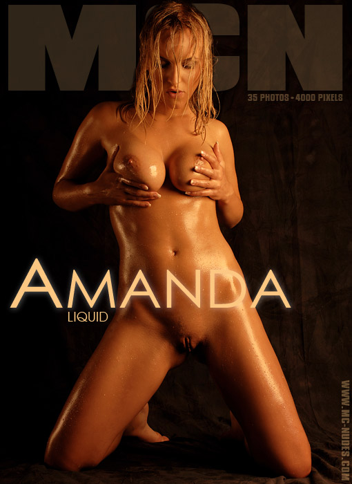 Amanda - `Liquid` - for MC-NUDES