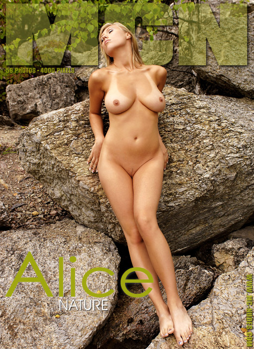 Alice - `Nature` - for MC-NUDES