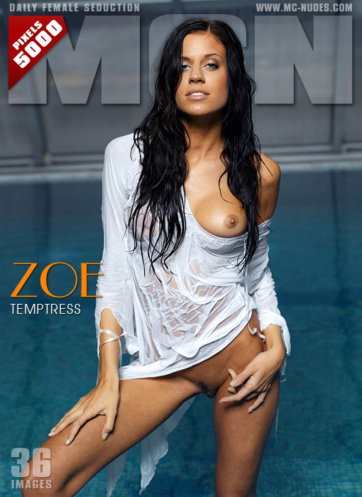 Zoe - `Temptress` - for MC-NUDES