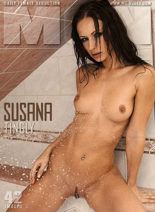 Susana - `Tingly` - for MC-NUDES