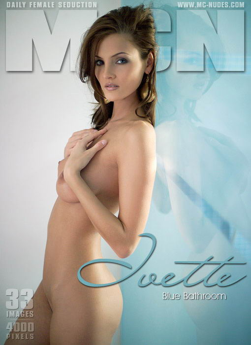 Ivette - `Blue Bathroom` - for MC-NUDES