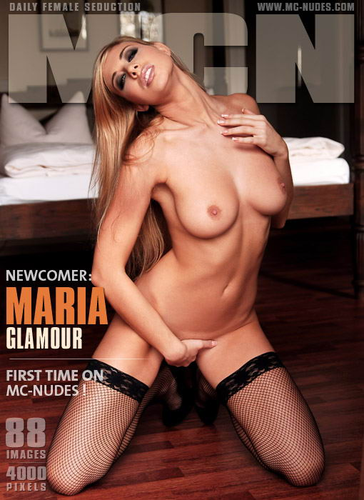 Maria - `Glamour` - for MC-NUDES