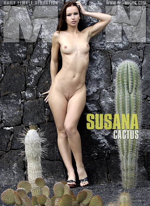 Susanna - `Cactus` - for MC-NUDES