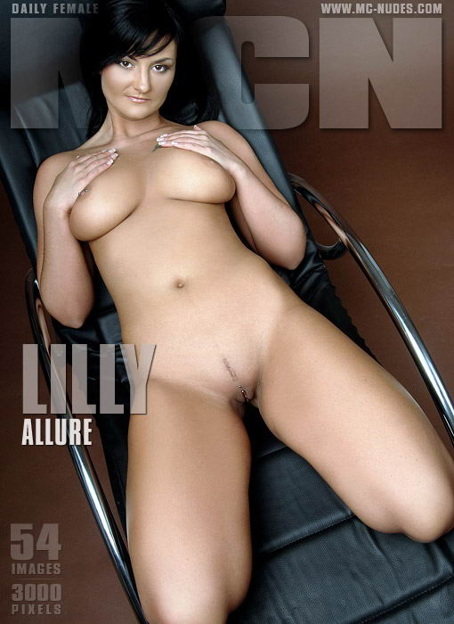 Lilly - `Allure` - for MC-NUDES