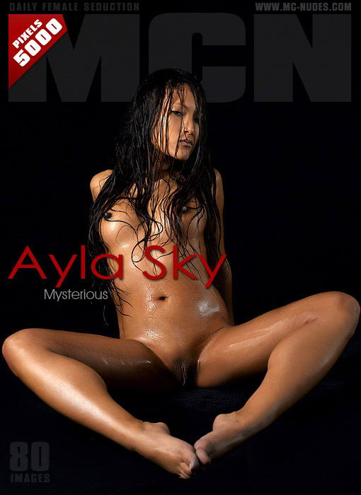 Ayla Sky - `Mysterious` - for MC-NUDES