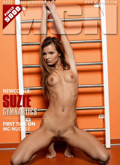 Suzie - `Gymnastics` - for MC-NUDES