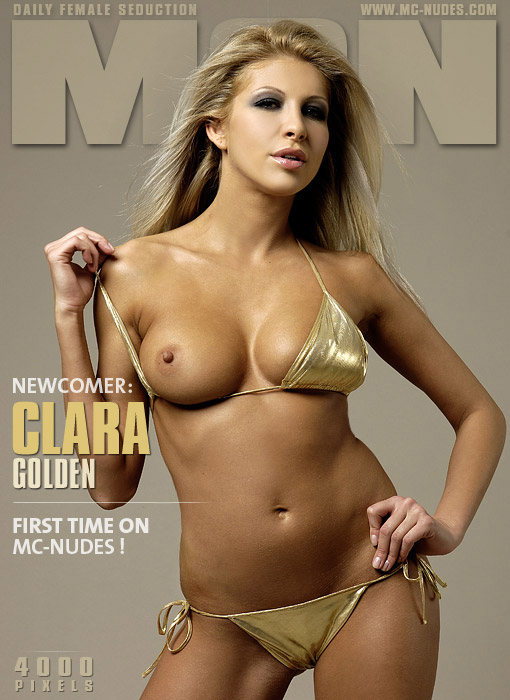 Clara - `Golden` - for MC-NUDES
