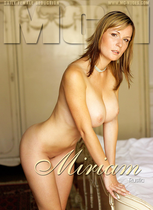 Miriam - `Rustic` - for MC-NUDES