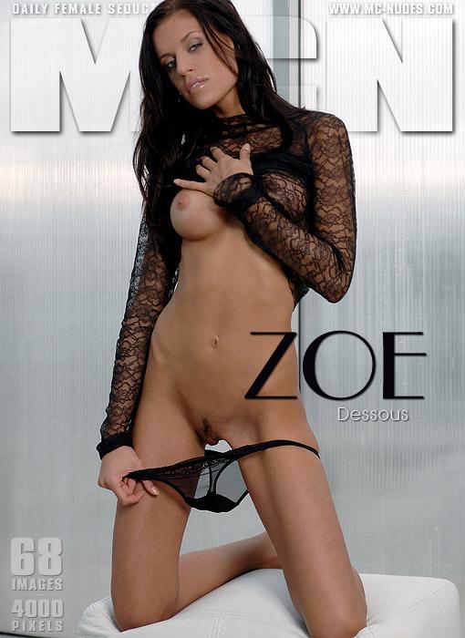 Zoe - `Dessous` - for MC-NUDES