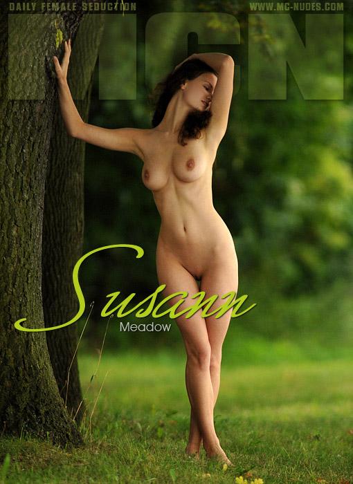 Susann - `Meadow` - for MC-NUDES