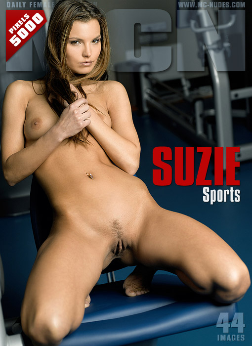 Suzie - `Sports` - for MC-NUDES