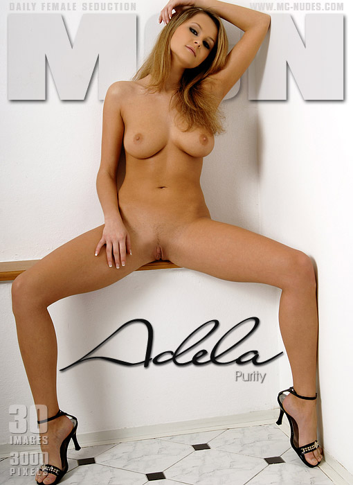 Adela - `Purity` - for MC-NUDES
