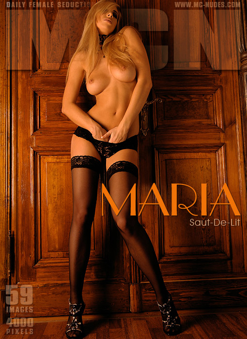 Maria - `Saut-De-Lit` - for MC-NUDES