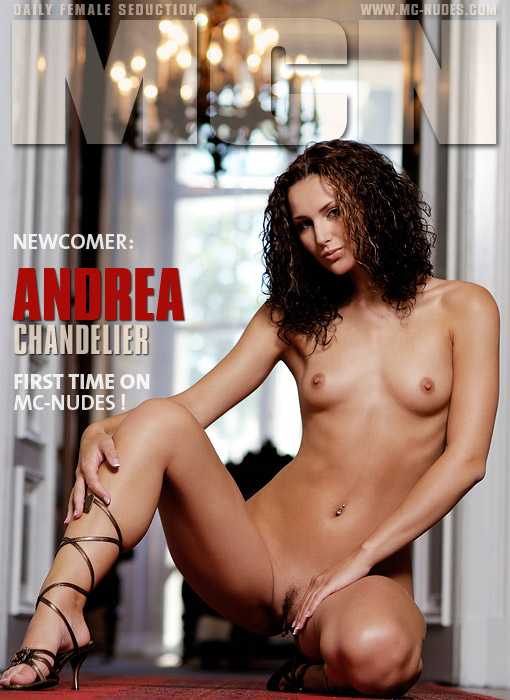 Andrea - `Chandelier` - for MC-NUDES