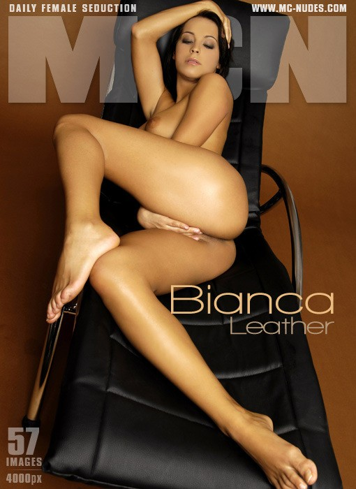 Bianca - `Leather` - for MC-NUDES
