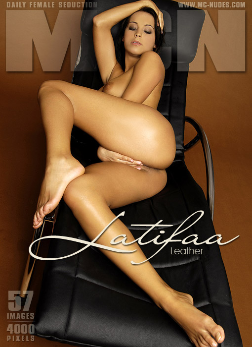 Latifaa - `Leather` - for MC-NUDES