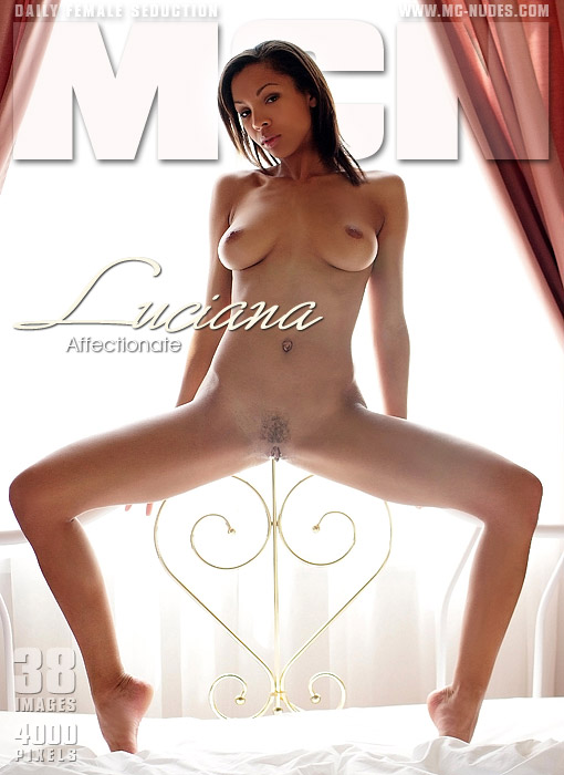 Luciana - `Affectionate` - for MC-NUDES