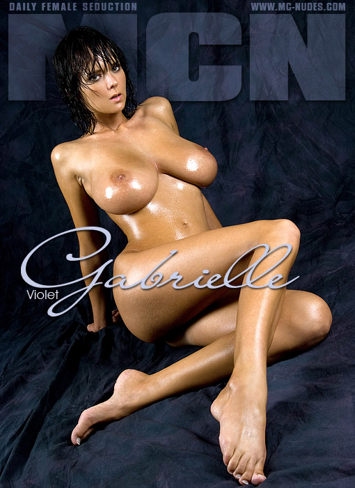 Gabrielle - `Violet` - for MC-NUDES