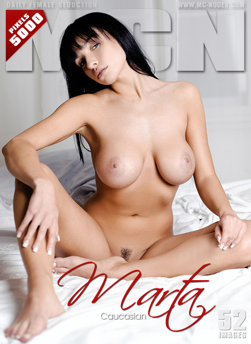 Marta - `Caucasian` - for MC-NUDES