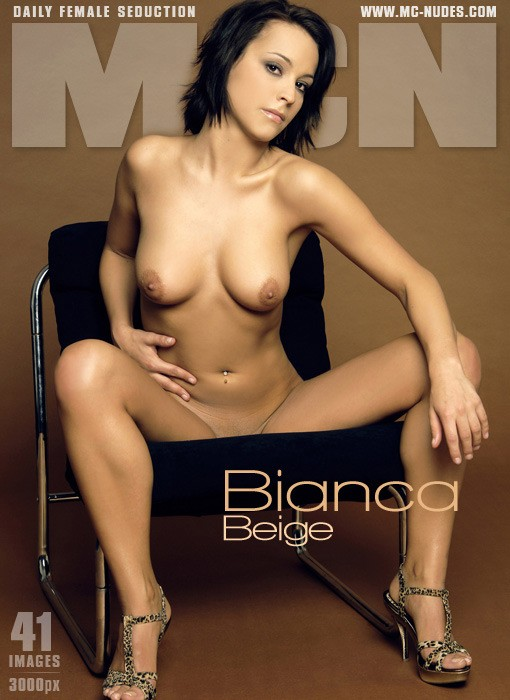 Bianca - `Beige` - for MC-NUDES