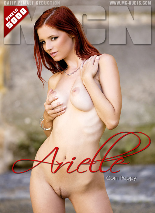 Arielle - `Corn Poppy` - for MC-NUDES