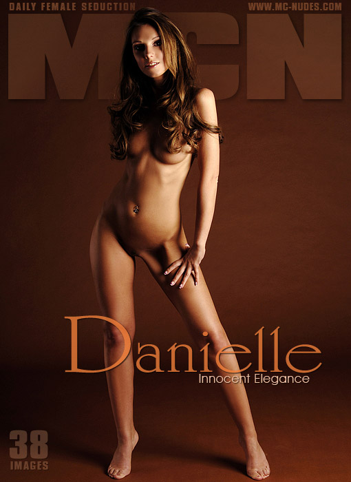 Danielle - `Innocent Elegance` - for MC-NUDES