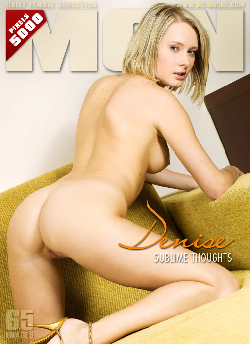 Denise - `Sublime Thoughts` - for MC-NUDES